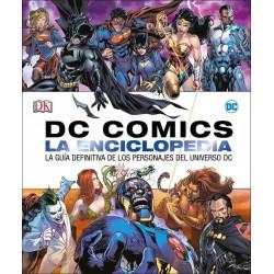 DC Comics, LA Enciclopedia, Súper Héroes
