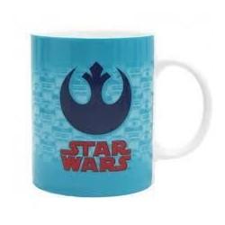 Taza símbolo rebelde, Star Wars