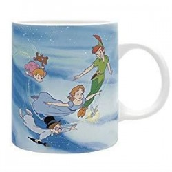 Taza Peter Pan volando, Disney