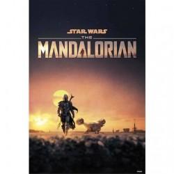 Póster de Mandalorian