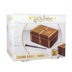 Hucha maleta mágica, Harry Potter