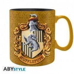 Taza Hufflepuff, 460 ml, Harry Potter