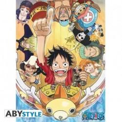 Póster Vinilo New World, One Piece