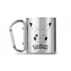 Taza Pikachu aluminio, Pokémon