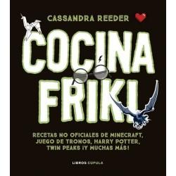 Libro, Cocina Friki