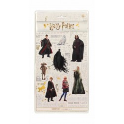 Set de imanes personajes A, Harry Potter
