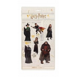 Set de imanes personajes B, Harry Potter