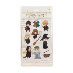 Set de imanes personajes Cute, Harry Potter
