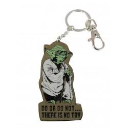 Llavero Yoda mosquetón, Star Wars