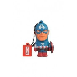 Memoria USB Capitán América 16GB, Marvel