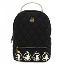 Mini mochila Princesas retrato, Disney