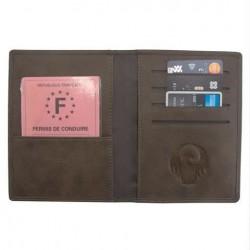 Porta pasaporte Congreso Mágico, Animales Fantásticos