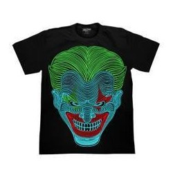 Camiseta Joker 3D negra