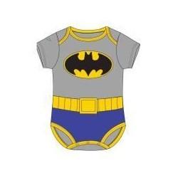 Body bebé Batman verano