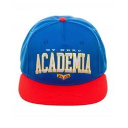 Gorra My Hero academia bordada