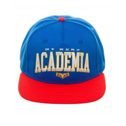 Gorra My Hero academia bordada