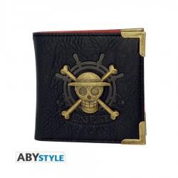 Cartera One Piece Premium Skull