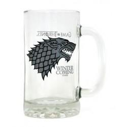 Jarra Stark cristal, Juego de Tronos