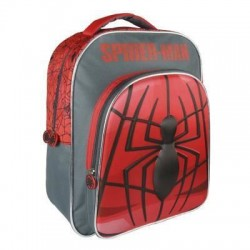 Mochila relieve araña, Spiderman