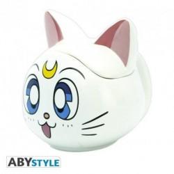 Taza 3D gato Artemis, Sailor Moon