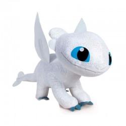 Peluche Furia Luminosa, Como entrenar a tu dragon