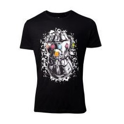 Camiseta Guantelete del infinito, Vengadores