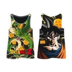 Camiseta tirantes Dragon Ball adulto