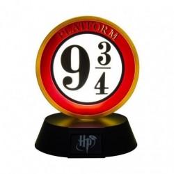 Mini lámpara logo 9 3/4, Harry Potter