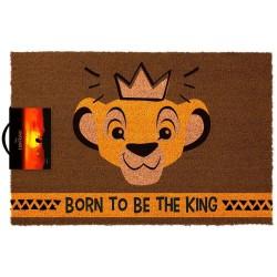Felpudo Simba, Rey León