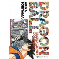 Libro: Ilustraciones Dragon Ball, nueva edición de lujo