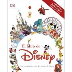 Libro: El libro de Disney