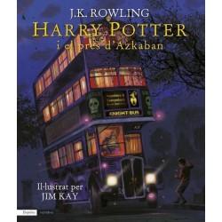 Libro: Harry Potter i el pres d'Azkaban, versió il·lutrada