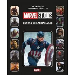 Libro: Detrás de las cámaras, Marvel Studios