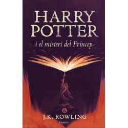 Libro: Harry Potter i el misteri del Príncep, Rústica