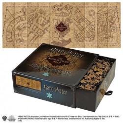 Puzzle Mapa del Merodeador (1000 piezas), Harry Potter