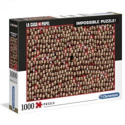 Puzzle Imposible La casa de Papel (1000 PIezas)