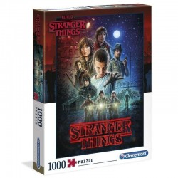 Puzzle Temporada 1 (1000 piezas) Stranger Things