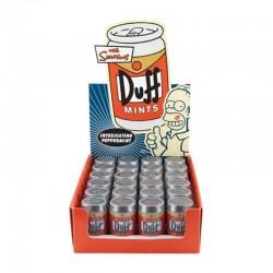 Caramelos lata Duff, Los Simpsons