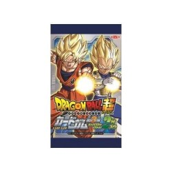 Carta coleccionable + Chicle, Dragon Ball