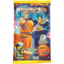 Chicle + tarjeta coleccionable gr, Dragon Ball