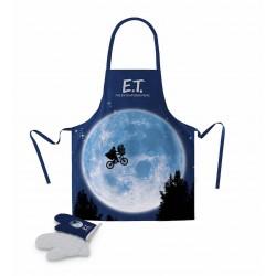 Delantal y manopla ET