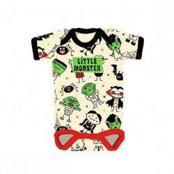 "Body ""Little monster"""" manga corta"""