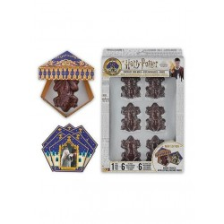 Molde chocoranas + 6 cajitas