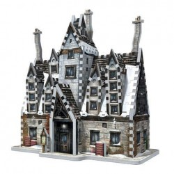 Puzzle 3D Las 3 escobas Hogsmeade, Harry potter