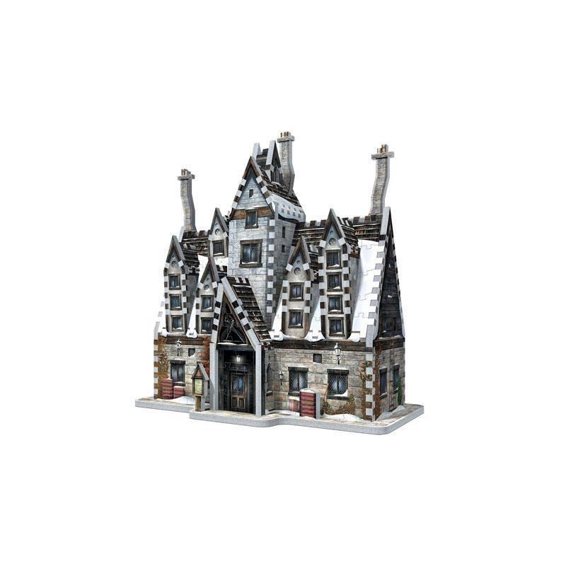 Puzzle 3D Las 3 escobas Hogsmeade, Harry potter