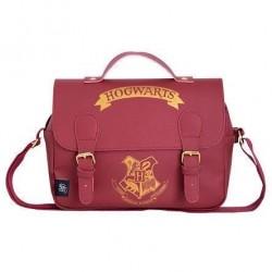 Bolsa portameriendas termo Hogwarts Harry Potter red