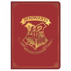 Cuaderno A5 Hogwarts, Harry Potter