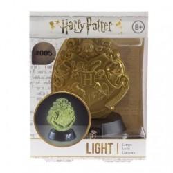 Lámpara escudo Hogwarts, Harry Potter