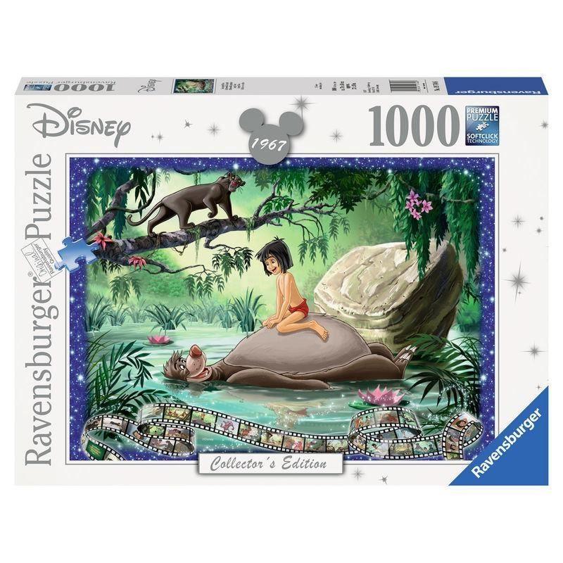 Puzzle El Libro de la Selva Disney Classics 1000pz