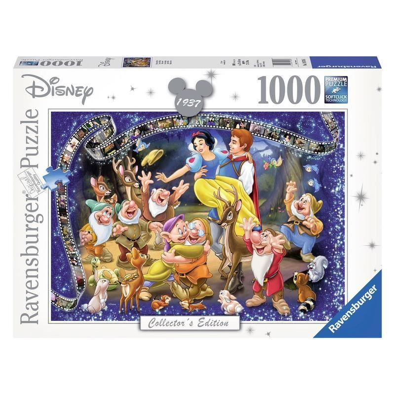 Puzzle Blancanieves Disney Classics 1000pz